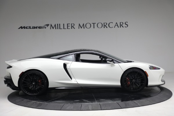 New 2021 McLaren GT Luxe for sale $217,205 at Bugatti of Greenwich in Greenwich CT 06830 9