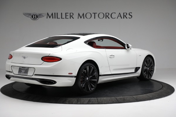 New 2022 Bentley Continental GT Speed for sale Sold at Bugatti of Greenwich in Greenwich CT 06830 9