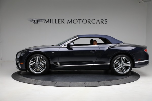 New 2021 Bentley Continental GT V8 for sale Call for price at Bugatti of Greenwich in Greenwich CT 06830 15