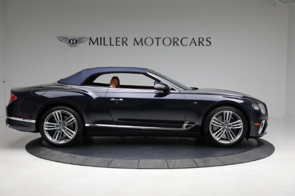 New 2021 Bentley Continental GT V8 for sale Call for price at Bugatti of Greenwich in Greenwich CT 06830 19