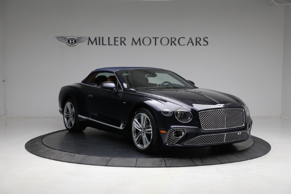 New 2021 Bentley Continental GT V8 for sale Call for price at Bugatti of Greenwich in Greenwich CT 06830 20