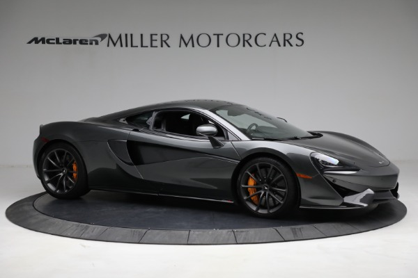 Used 2020 McLaren 570S for sale Sold at Bugatti of Greenwich in Greenwich CT 06830 10