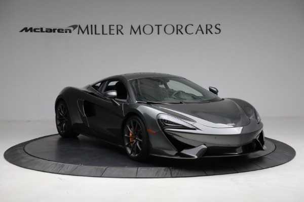 Used 2020 McLaren 570S for sale Sold at Bugatti of Greenwich in Greenwich CT 06830 11