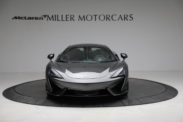Used 2020 McLaren 570S for sale Sold at Bugatti of Greenwich in Greenwich CT 06830 12
