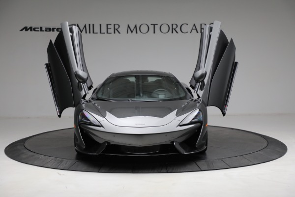 Used 2020 McLaren 570S for sale Sold at Bugatti of Greenwich in Greenwich CT 06830 13