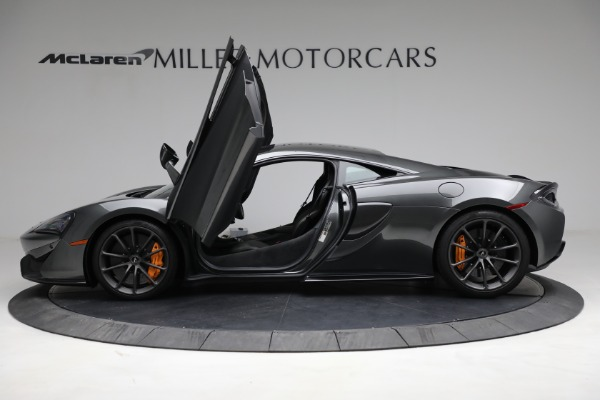 Used 2020 McLaren 570S for sale Sold at Bugatti of Greenwich in Greenwich CT 06830 14