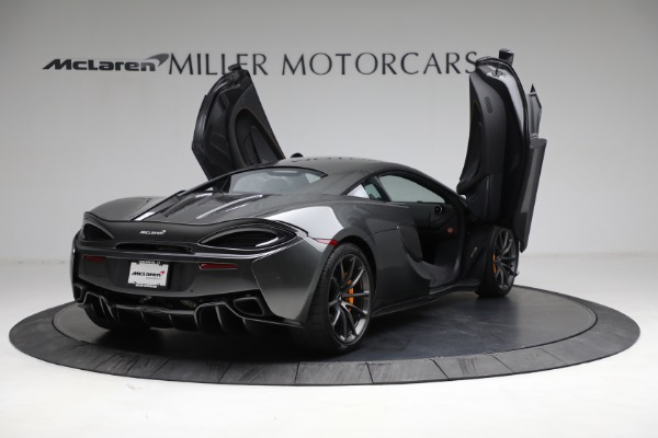 Used 2020 McLaren 570S for sale Sold at Bugatti of Greenwich in Greenwich CT 06830 17