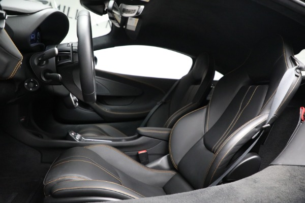 Used 2020 McLaren 570S for sale Sold at Bugatti of Greenwich in Greenwich CT 06830 19