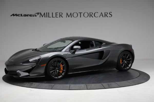 Used 2020 McLaren 570S for sale Sold at Bugatti of Greenwich in Greenwich CT 06830 2
