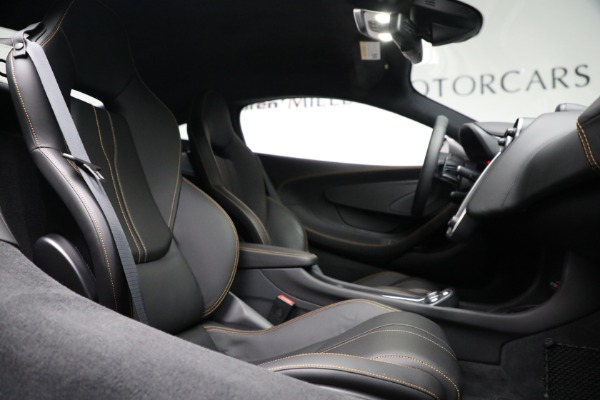 Used 2020 McLaren 570S for sale Sold at Bugatti of Greenwich in Greenwich CT 06830 23