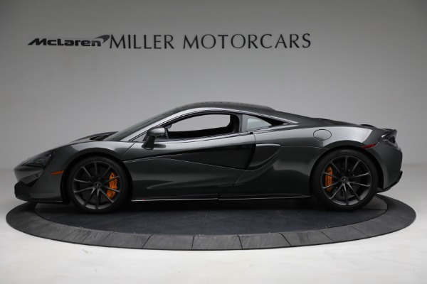 Used 2020 McLaren 570S for sale Sold at Bugatti of Greenwich in Greenwich CT 06830 3