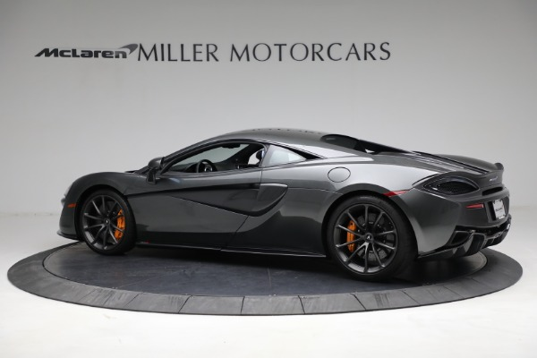 Used 2020 McLaren 570S for sale Sold at Bugatti of Greenwich in Greenwich CT 06830 4