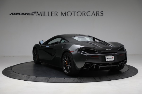 Used 2020 McLaren 570S for sale Sold at Bugatti of Greenwich in Greenwich CT 06830 5