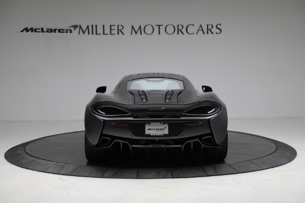 Used 2020 McLaren 570S for sale Sold at Bugatti of Greenwich in Greenwich CT 06830 6