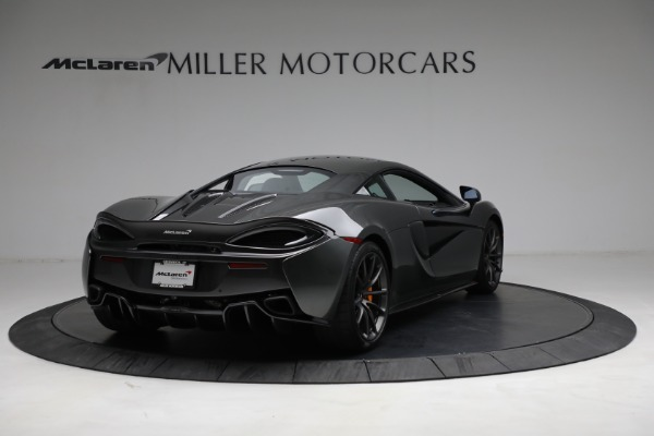 Used 2020 McLaren 570S for sale Sold at Bugatti of Greenwich in Greenwich CT 06830 7