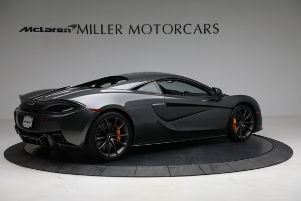 Used 2020 McLaren 570S for sale Sold at Bugatti of Greenwich in Greenwich CT 06830 8
