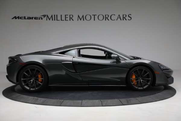 Used 2020 McLaren 570S for sale Sold at Bugatti of Greenwich in Greenwich CT 06830 9