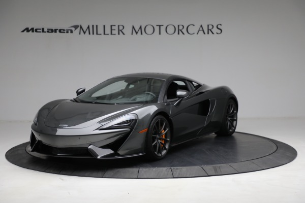 Used 2020 McLaren 570S for sale Sold at Bugatti of Greenwich in Greenwich CT 06830 1