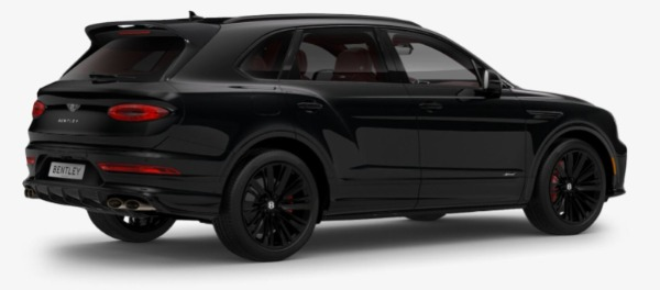 New 2021 Bentley Bentayga Speed for sale Sold at Bugatti of Greenwich in Greenwich CT 06830 3