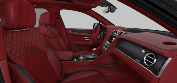New 2021 Bentley Bentayga Speed for sale Sold at Bugatti of Greenwich in Greenwich CT 06830 7