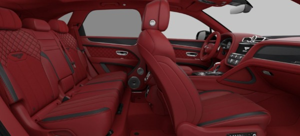 New 2021 Bentley Bentayga Speed for sale Sold at Bugatti of Greenwich in Greenwich CT 06830 9