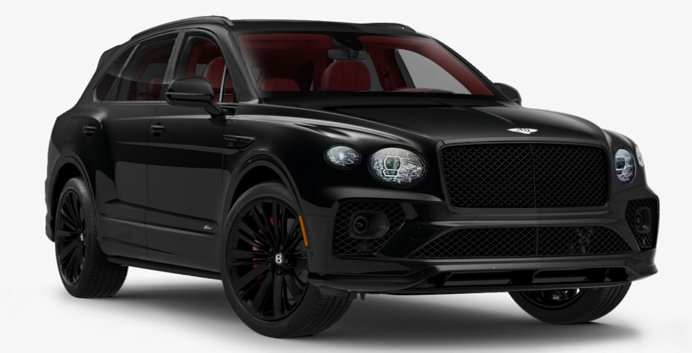 New 2021 Bentley Bentayga Speed for sale Sold at Bugatti of Greenwich in Greenwich CT 06830 1