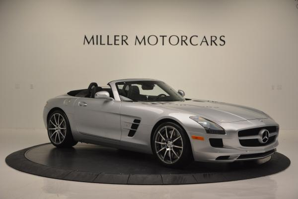 Used 2012 Mercedes Benz SLS AMG for sale Sold at Bugatti of Greenwich in Greenwich CT 06830 10