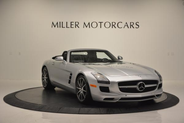 Used 2012 Mercedes Benz SLS AMG for sale Sold at Bugatti of Greenwich in Greenwich CT 06830 11