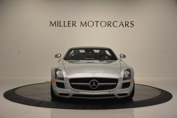 Used 2012 Mercedes Benz SLS AMG for sale Sold at Bugatti of Greenwich in Greenwich CT 06830 12