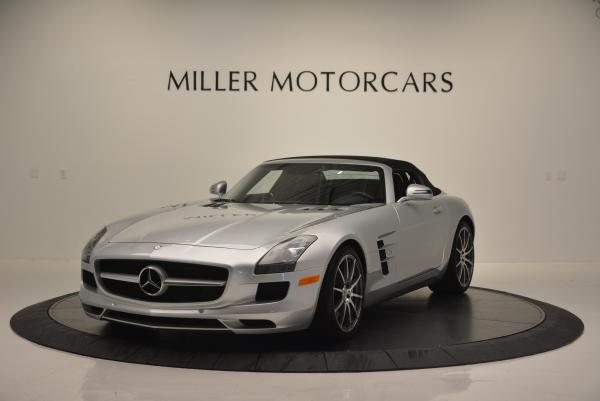 Used 2012 Mercedes Benz SLS AMG for sale Sold at Bugatti of Greenwich in Greenwich CT 06830 13