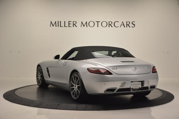 Used 2012 Mercedes Benz SLS AMG for sale Sold at Bugatti of Greenwich in Greenwich CT 06830 16