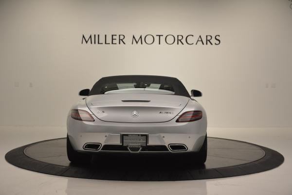 Used 2012 Mercedes Benz SLS AMG for sale Sold at Bugatti of Greenwich in Greenwich CT 06830 18