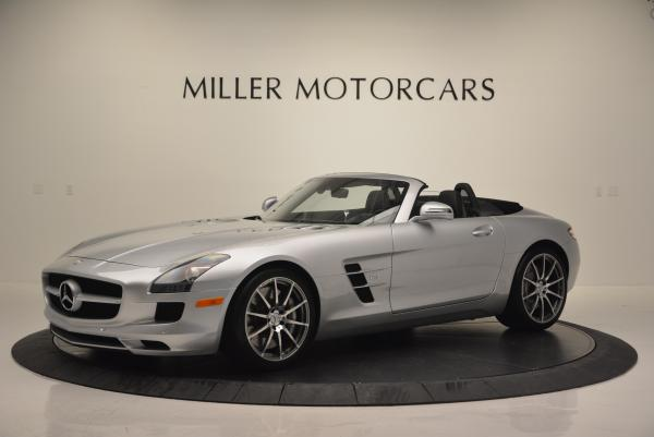 Used 2012 Mercedes Benz SLS AMG for sale Sold at Bugatti of Greenwich in Greenwich CT 06830 2