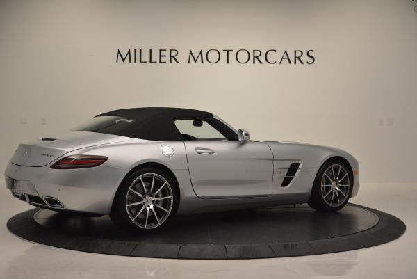 Used 2012 Mercedes Benz SLS AMG for sale Sold at Bugatti of Greenwich in Greenwich CT 06830 20