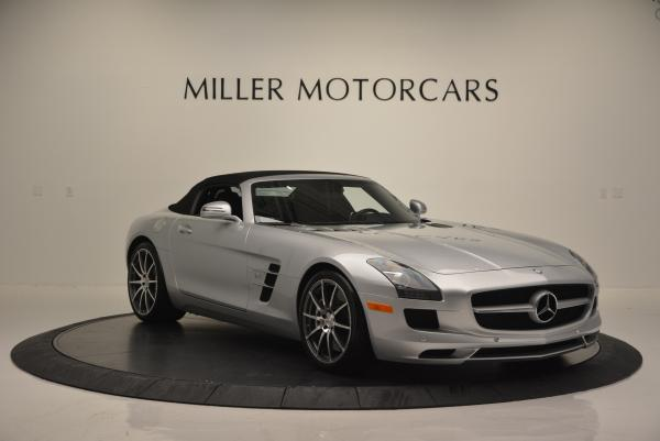 Used 2012 Mercedes Benz SLS AMG for sale Sold at Bugatti of Greenwich in Greenwich CT 06830 23