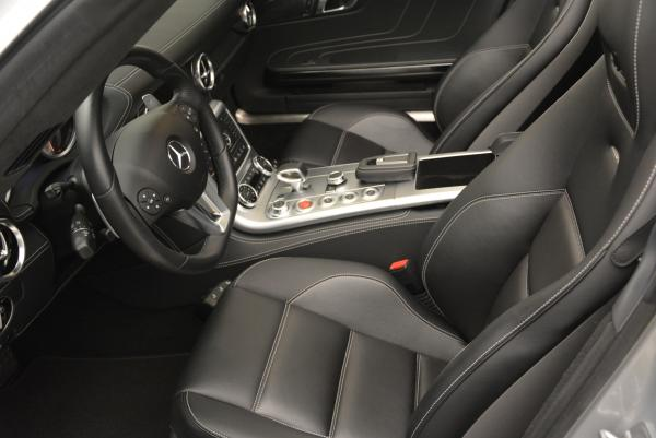 Used 2012 Mercedes Benz SLS AMG for sale Sold at Bugatti of Greenwich in Greenwich CT 06830 25