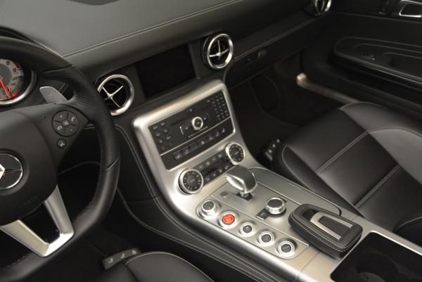 Used 2012 Mercedes Benz SLS AMG for sale Sold at Bugatti of Greenwich in Greenwich CT 06830 27
