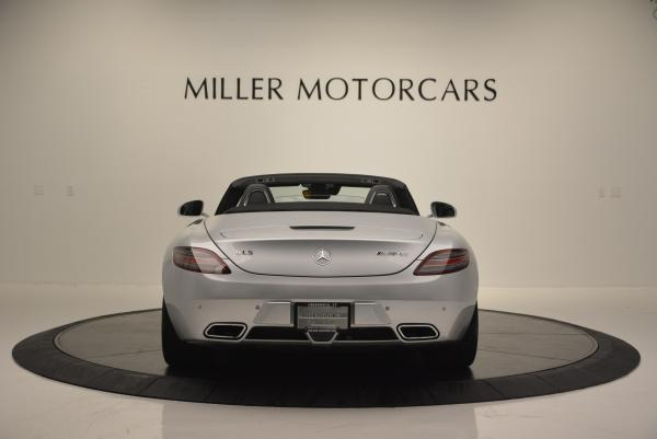 Used 2012 Mercedes Benz SLS AMG for sale Sold at Bugatti of Greenwich in Greenwich CT 06830 6