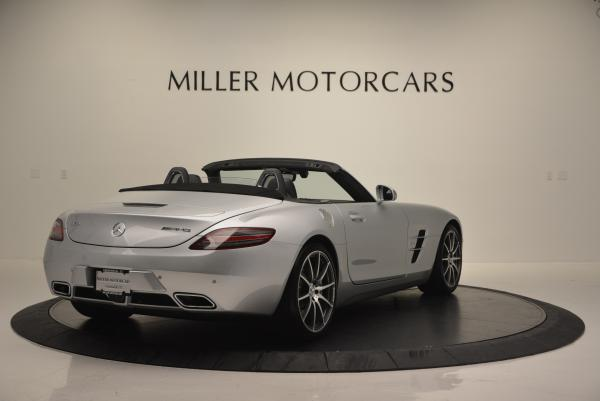 Used 2012 Mercedes Benz SLS AMG for sale Sold at Bugatti of Greenwich in Greenwich CT 06830 7