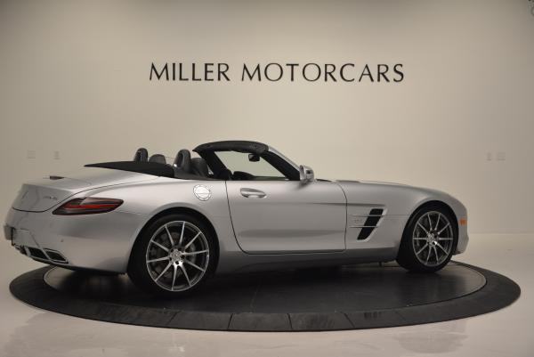 Used 2012 Mercedes Benz SLS AMG for sale Sold at Bugatti of Greenwich in Greenwich CT 06830 8