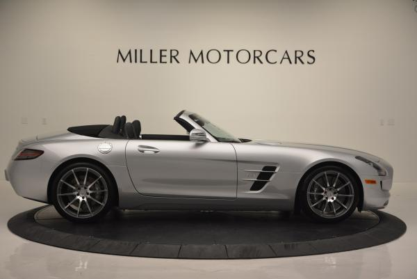 Used 2012 Mercedes Benz SLS AMG for sale Sold at Bugatti of Greenwich in Greenwich CT 06830 9