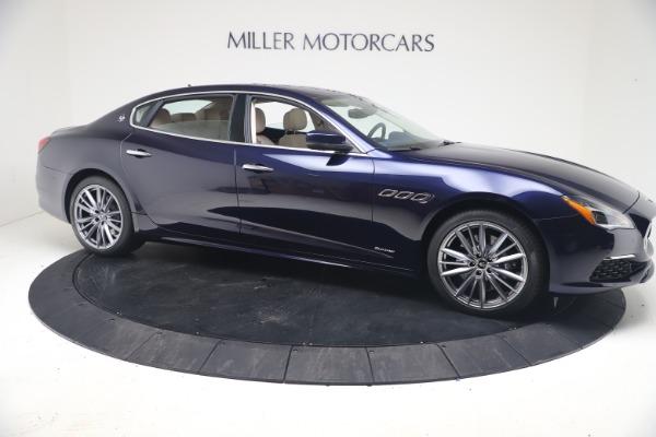 New 2021 Maserati Quattroporte S Q4 GranLusso for sale $126,149 at Bugatti of Greenwich in Greenwich CT 06830 10