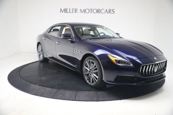 New 2021 Maserati Quattroporte S Q4 GranLusso for sale $126,149 at Bugatti of Greenwich in Greenwich CT 06830 11