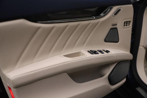 New 2021 Maserati Quattroporte S Q4 GranLusso for sale $126,149 at Bugatti of Greenwich in Greenwich CT 06830 16