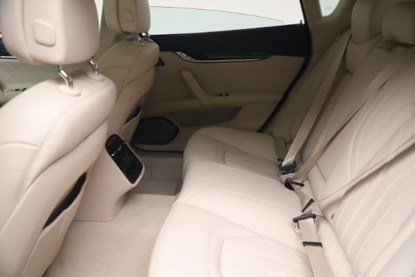 New 2021 Maserati Quattroporte S Q4 GranLusso for sale $126,149 at Bugatti of Greenwich in Greenwich CT 06830 17