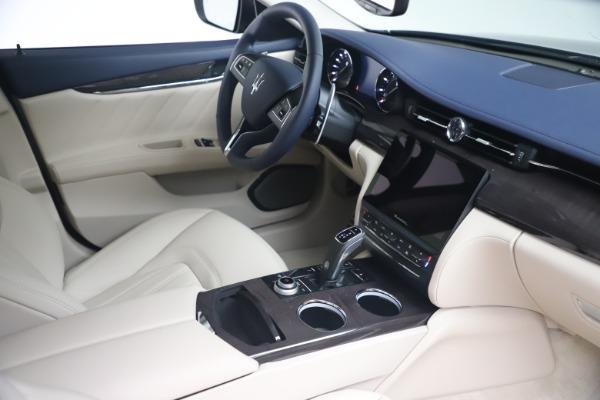 New 2021 Maserati Quattroporte S Q4 GranLusso for sale $126,149 at Bugatti of Greenwich in Greenwich CT 06830 18