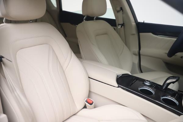 New 2021 Maserati Quattroporte S Q4 GranLusso for sale $126,149 at Bugatti of Greenwich in Greenwich CT 06830 20