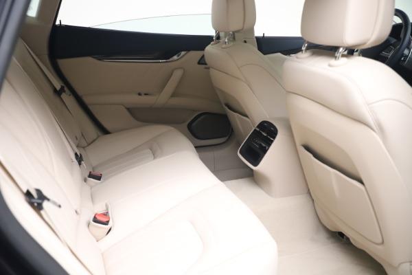 New 2021 Maserati Quattroporte S Q4 GranLusso for sale $126,149 at Bugatti of Greenwich in Greenwich CT 06830 21