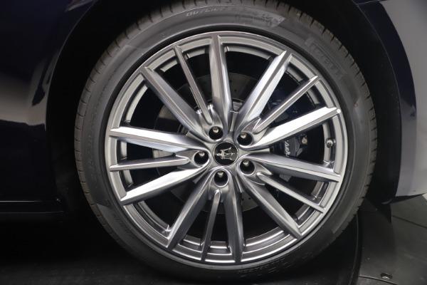 New 2021 Maserati Quattroporte S Q4 GranLusso for sale $126,149 at Bugatti of Greenwich in Greenwich CT 06830 23