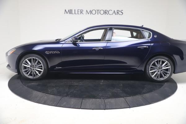 New 2021 Maserati Quattroporte S Q4 GranLusso for sale $126,149 at Bugatti of Greenwich in Greenwich CT 06830 3